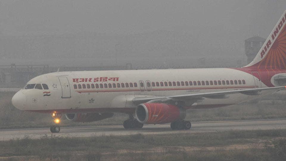 Air India,CAG,V Kurian