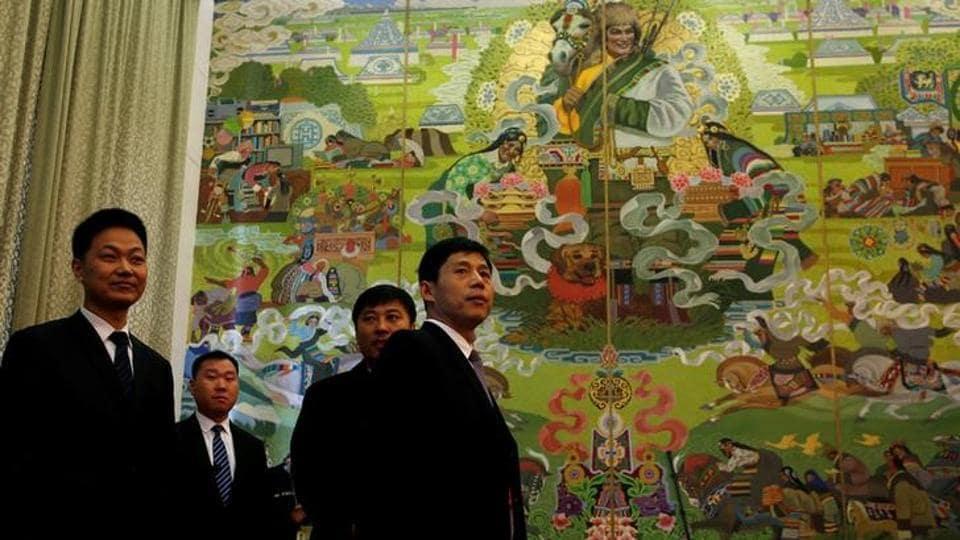 China,Tibet,Dalai Lama