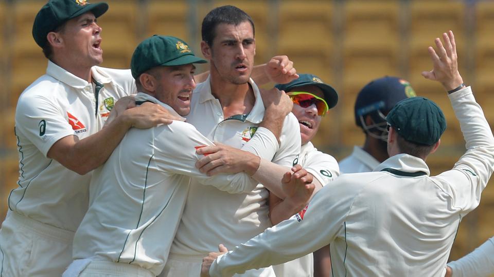 mitchell starc,india vs australia,australian cricket team