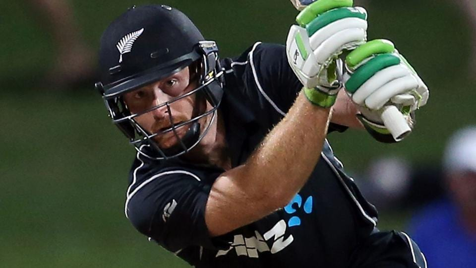 Martin Guptill was picked up by Kings XI Punjab for the 2017 Indian Premier League.