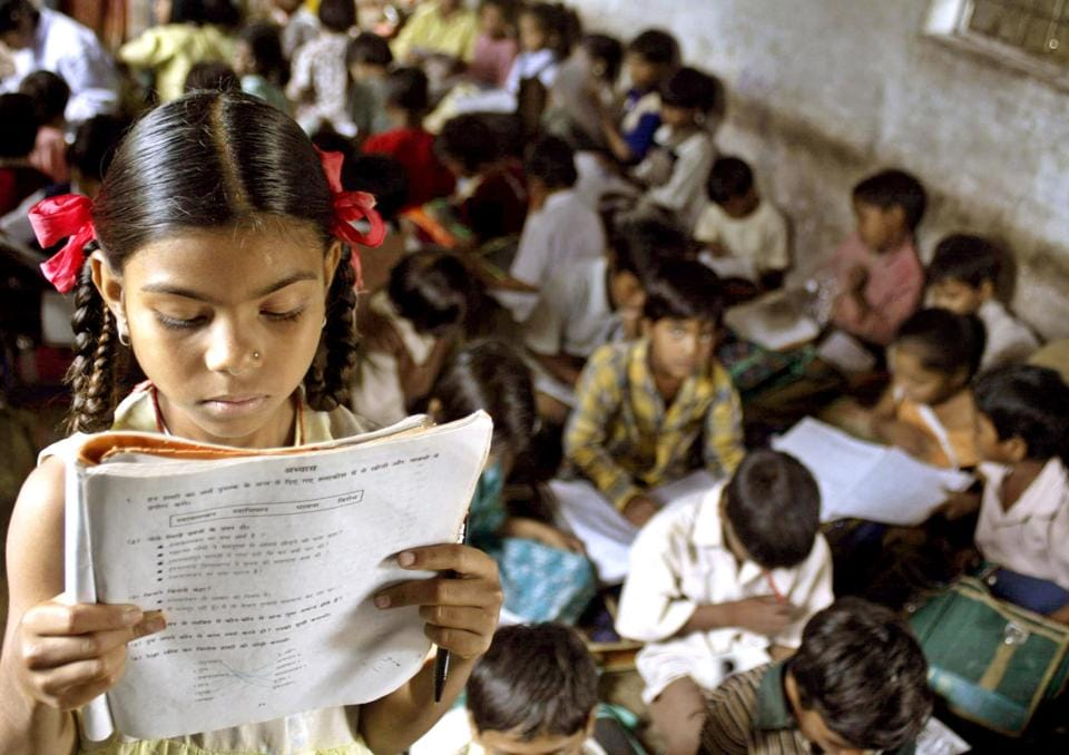 Rural education features among the 11 socio-economic challenges faced by Maharashtra