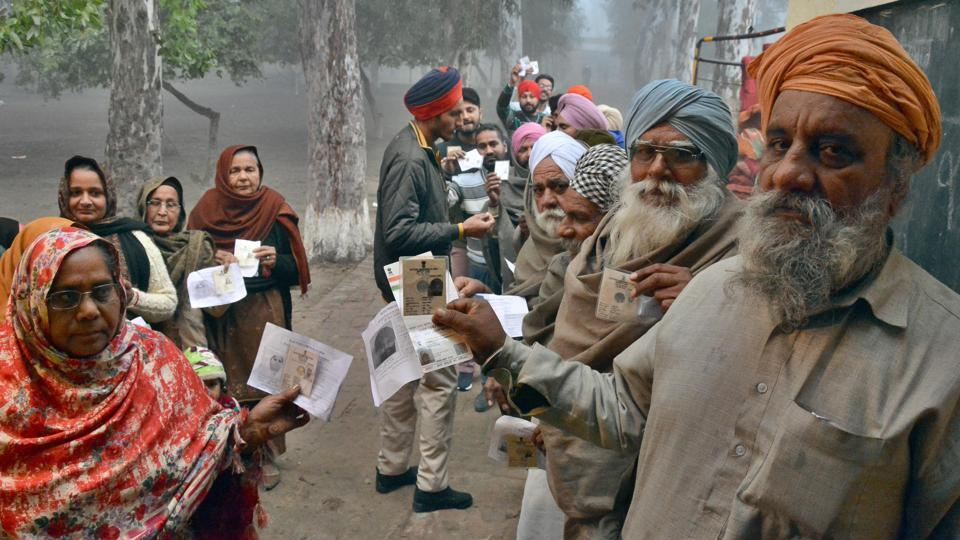 Punjab assembly elections,Exit polls,AAP