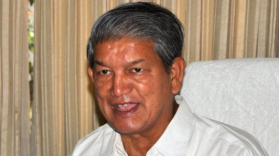 Chief minister Harish Rawat is contesting from two seats.