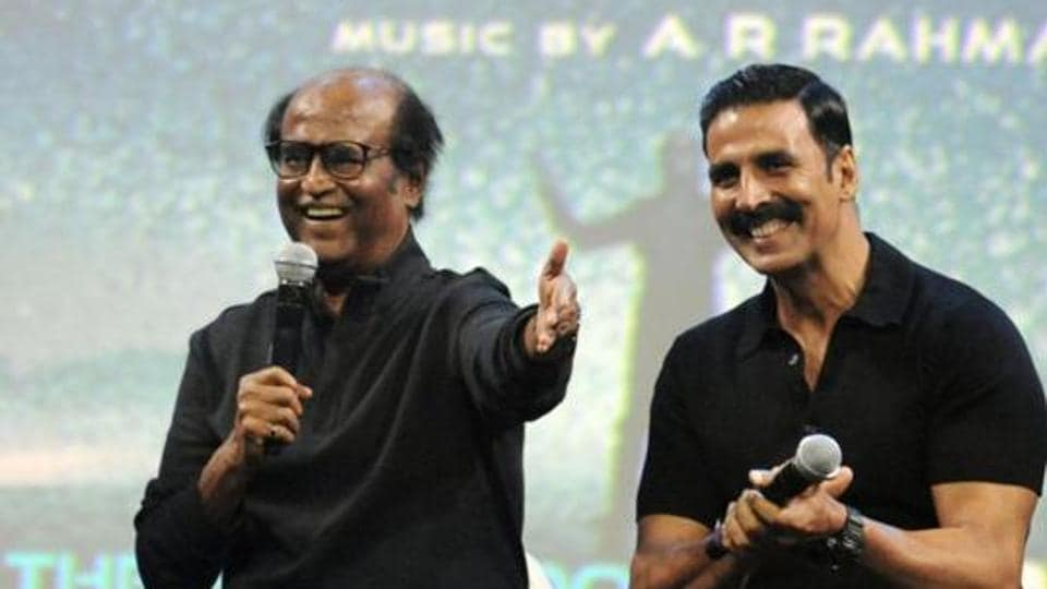 Rajinikanth will appear in a dual role as scientist Vasee and advanced robot Chitti.