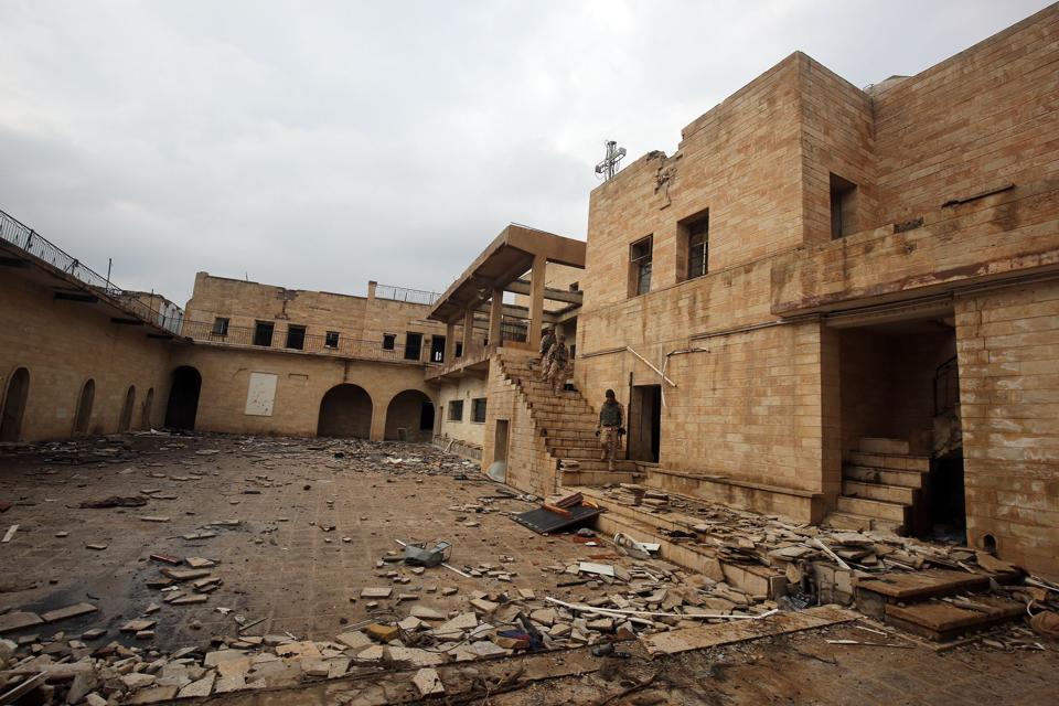 Mosul,Chaldean Catholic,Islamic State