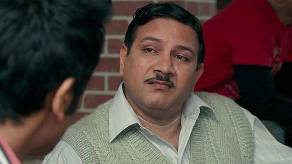 Dhumrapaan stars veteran actor Kumud Mishra, of Rockstar and Jolly LLB 2 fame, in the character of an angry boss. The actor, seen here, in a scene from Rockstar.