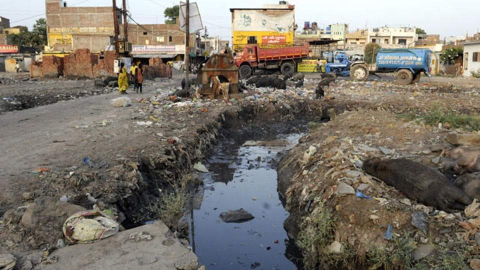 Comptroller and Auditor General (CAG),Green norms,Sewage discharge