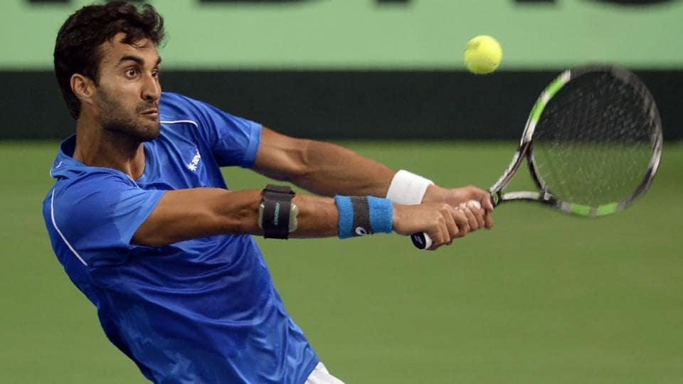 Yuki Bhambri reached the semifinals of the ATPZhuhai Challenger.
