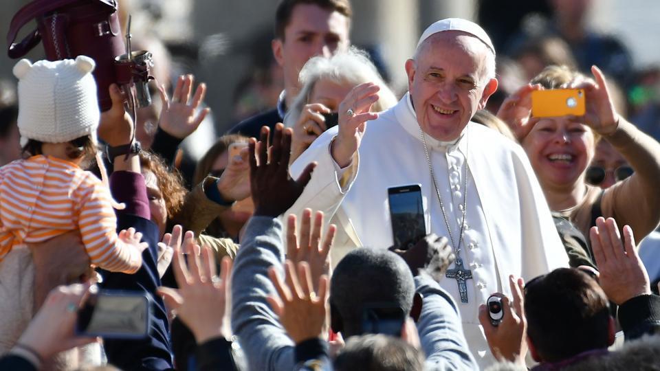 Pope Francis,Married Priest,Die Zeit