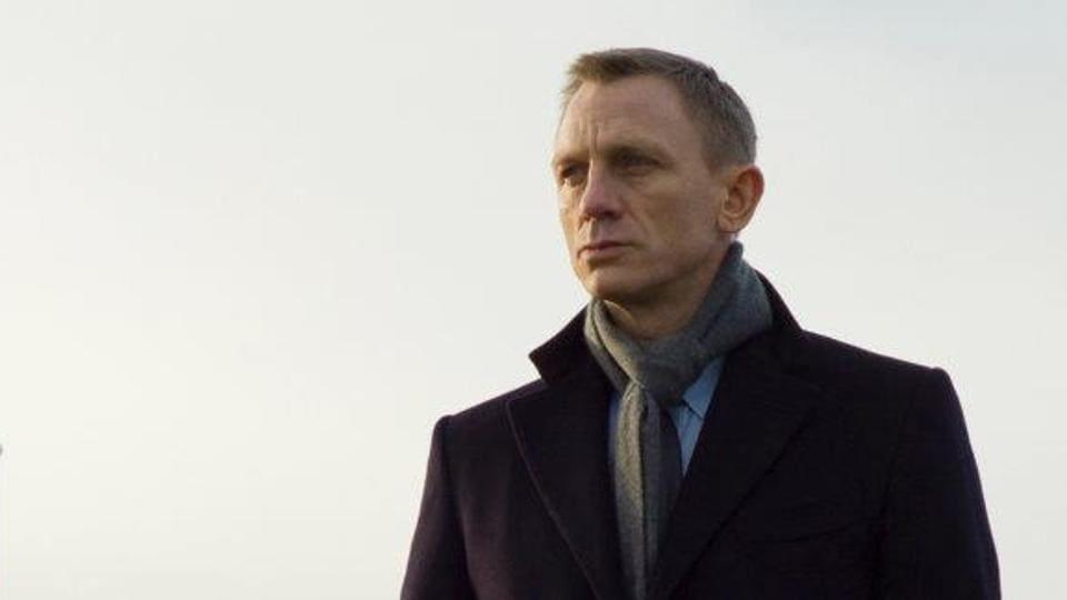 Daniel Craig has played James Bond in four films.