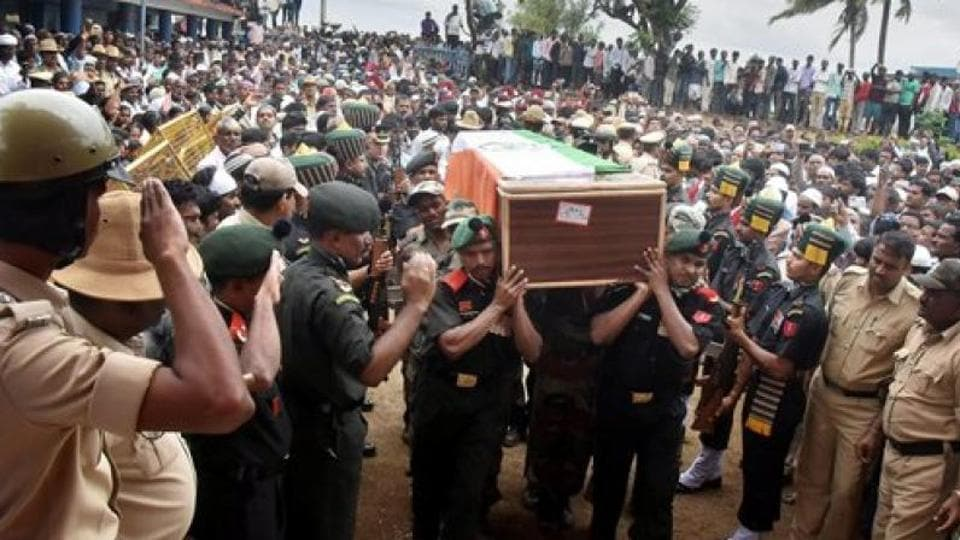 An army officer died while performing operational duties in eastern Ladakh amid harsh weather, an army statement said on Friday