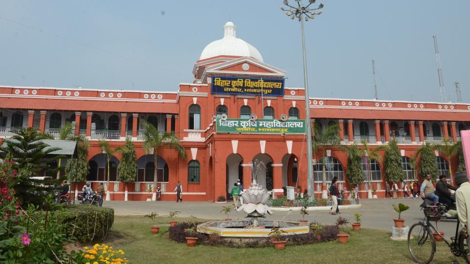 Bihar Agriculture University, Sabour.