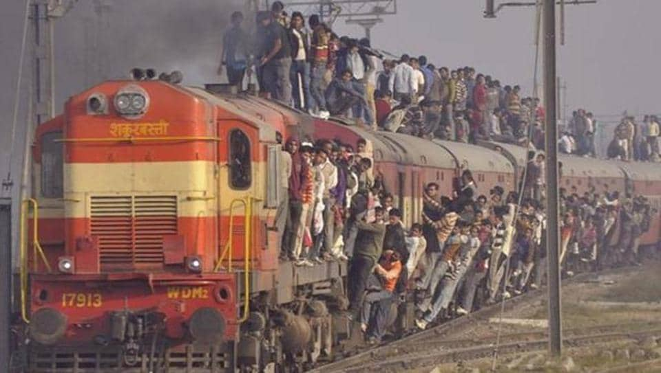 The railways will run special trains for Varanasi, Lucknow, Barauni from the national capital to clear rush of passengers during the Holi festival.