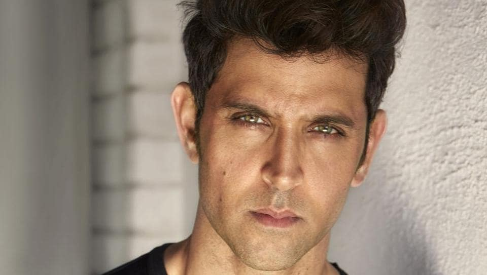 """Hrithik Roshan said that money does not motivate him, but he loves giving back to society by way of investing in start-ups and businesses wedded to """"philosophy and values."""""""