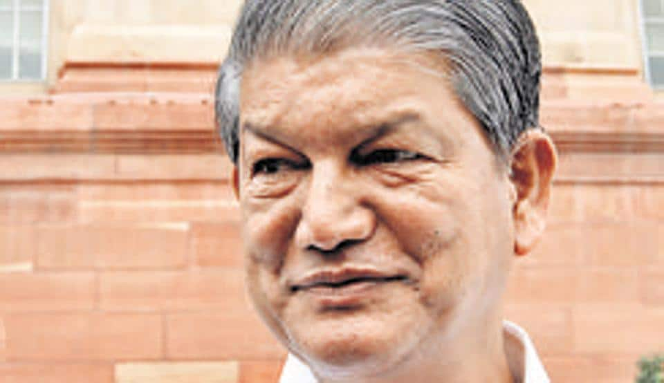 NEW DELHI ::::: HT NEWS :::: 02 SEPTEMBER 2011 :::: Harish Rawat Union Minister for Parliamentary affairs at Parliament house in New Delhi on Friday PHOTO-ARVIND YADAV /HT
