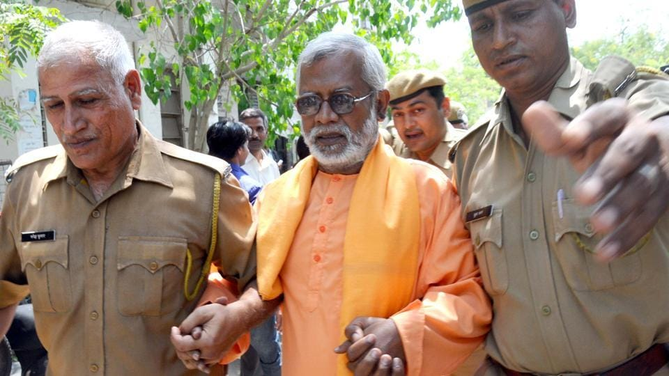 Swami Aseemanand is an accused in the 2007 Samjhauta Express blasts case.