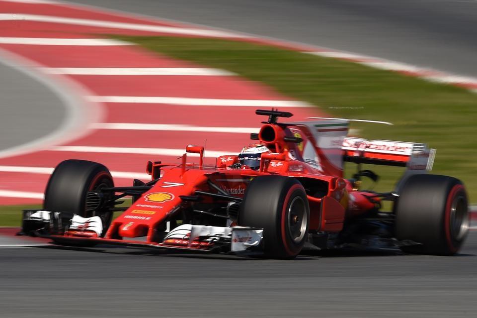 Kimi Raikkonen,Formula One,Ferrari