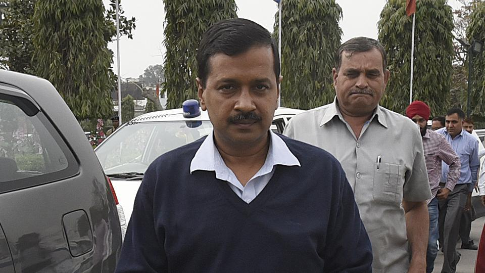 Arvind Kejriwal's AAP had put all its might and resources in Punjab and Goa. Kejriwal had himself addressed over 95 rallies in Punjab over the past few month.
