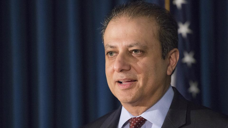 Trump Tried to Speak to Bharara Before Dismissal, Sources Say