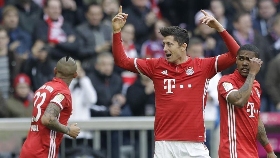 Bundesliga,Robert Lewandowski,Bayern Munich