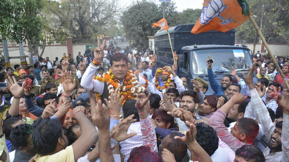 Ghaziabad election results