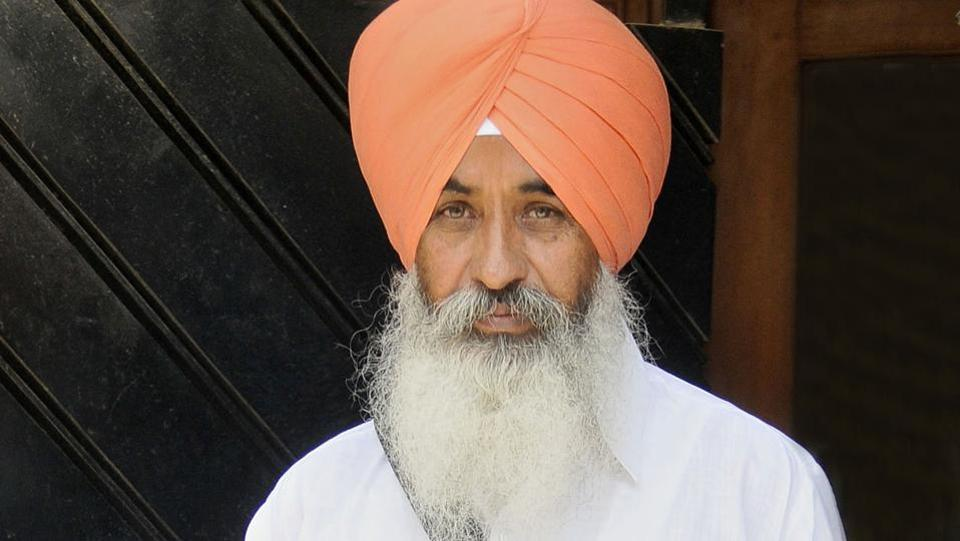 LIP leader Balwinder Singh Bains wins from Ludhiana South.  (HT File Photo)