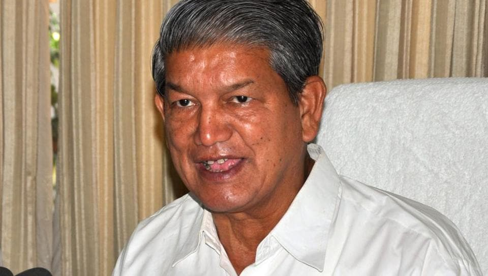 Outgoing Congress Chief Minister Harish Rawat on Saturday hinted at possible tampering of Electronic Voting Machines (EVMs) to tweak the poll outcome.