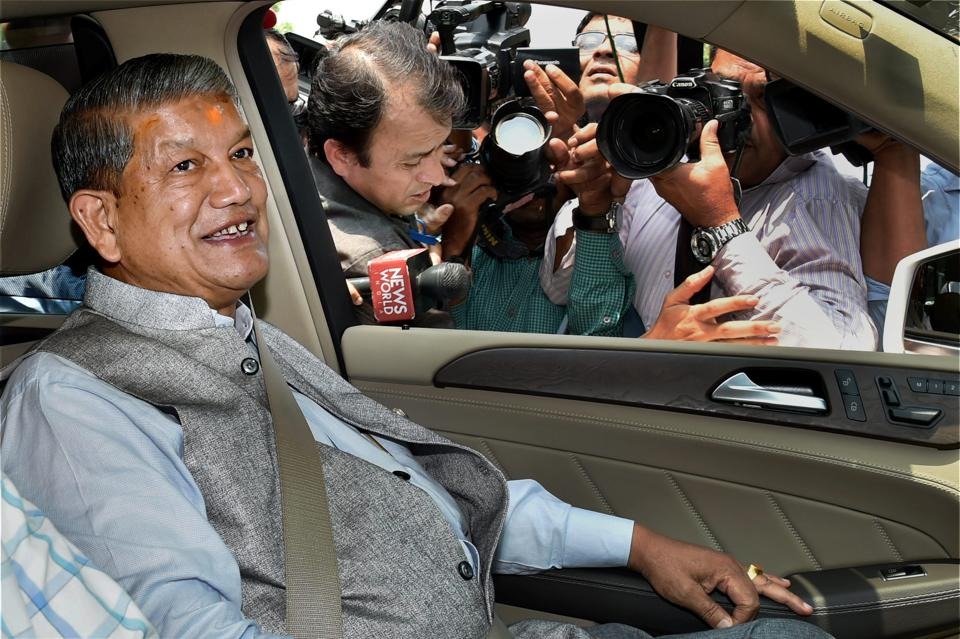 Outgoing chief minister Harish Rawat lost the election from Haridwar (rural) and Kichha constituencies.