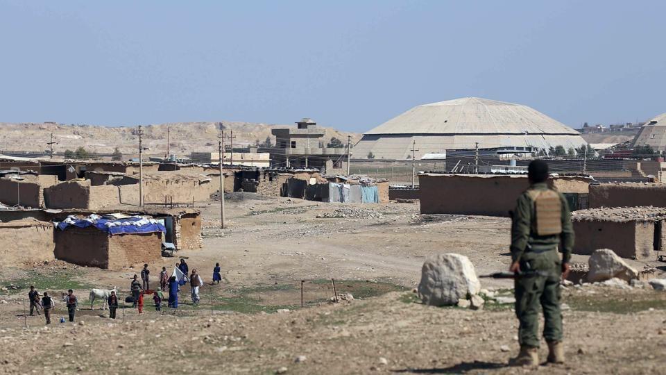 Iraq paramilitaries,Abbas Brigade,Islamic State