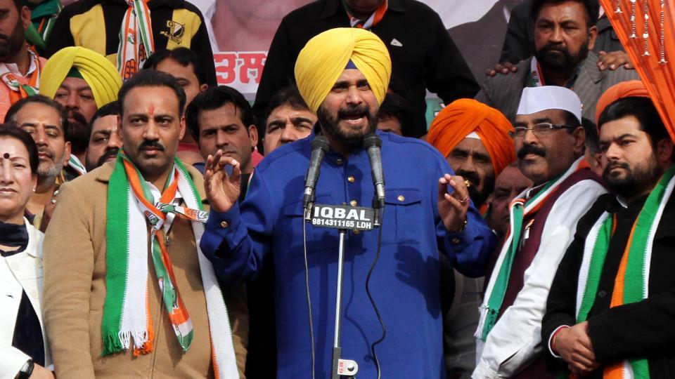 Congress leader Navjot Singh Sidhu said it was time for the party to restore Punjab's glorious days.