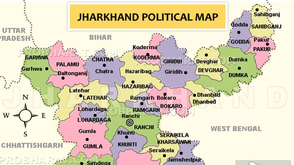 Jharkhand's Litipara assembly constituency falls under Pakur district