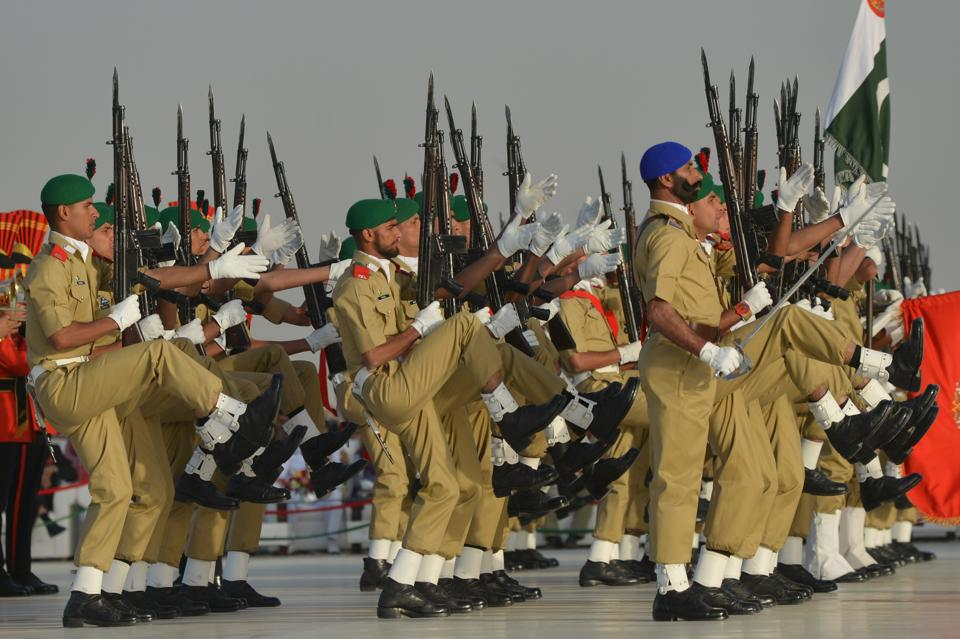 Pakistan Military,US,India