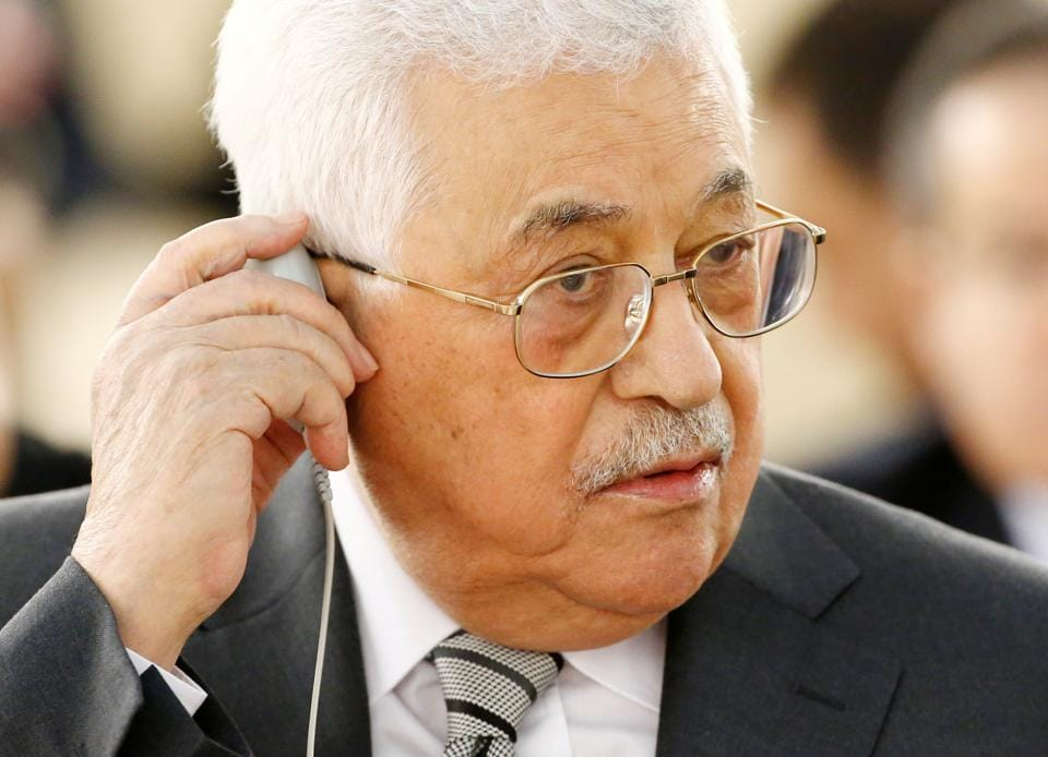 Friday's call was the first between Trump and Abbas since the former took office.