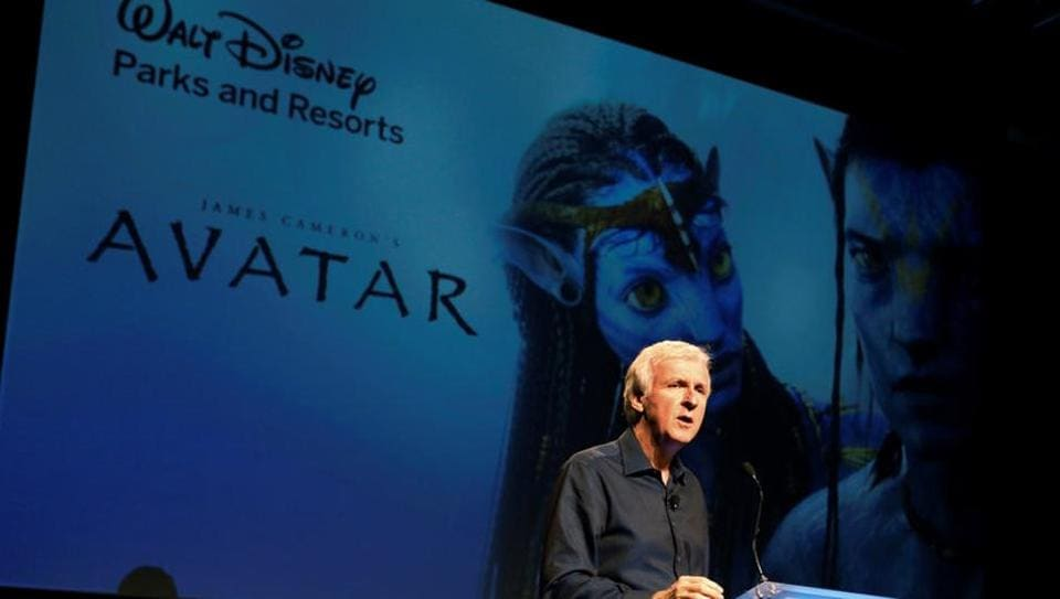 James Cameron was answering to a question on the progress of Avatar 2.