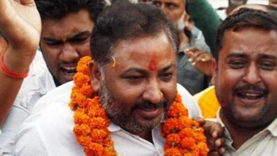 Dayashankar Singh was the BJP's vice-president in Uttar Pradesh when he was expelled in July for linking Mayawati to a prostitute, triggering outrage.