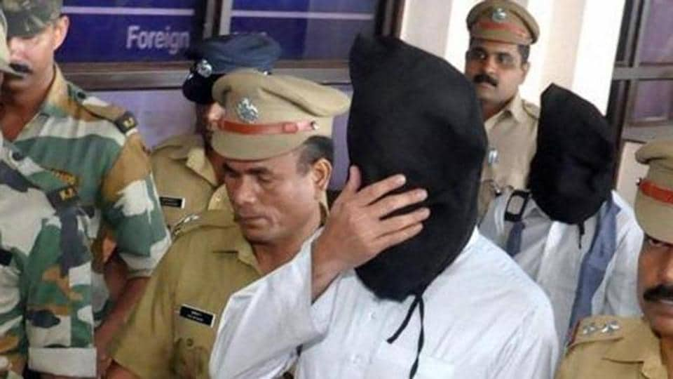 Arshi Qureshi and Rizwan Khan were held for allegedly recruiting youths to the Islamic State at the Kochi International Airport on July 24.