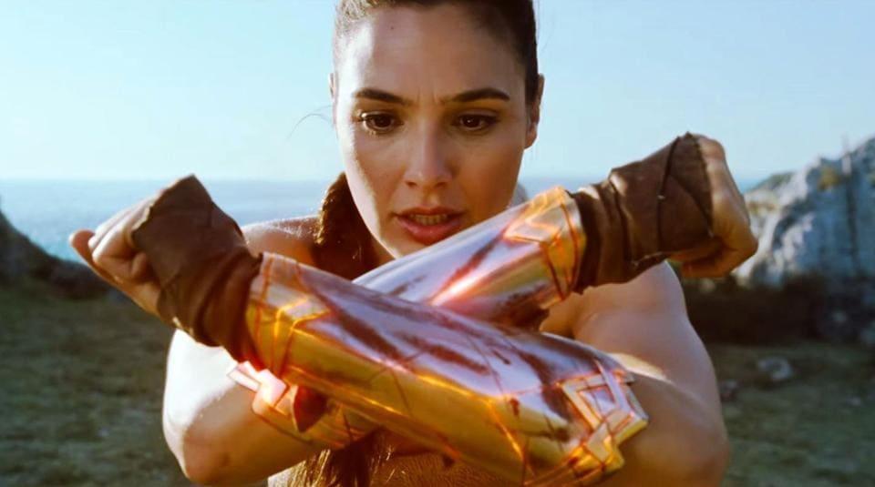 Wonder Woman,Gal Gadot,Trailer
