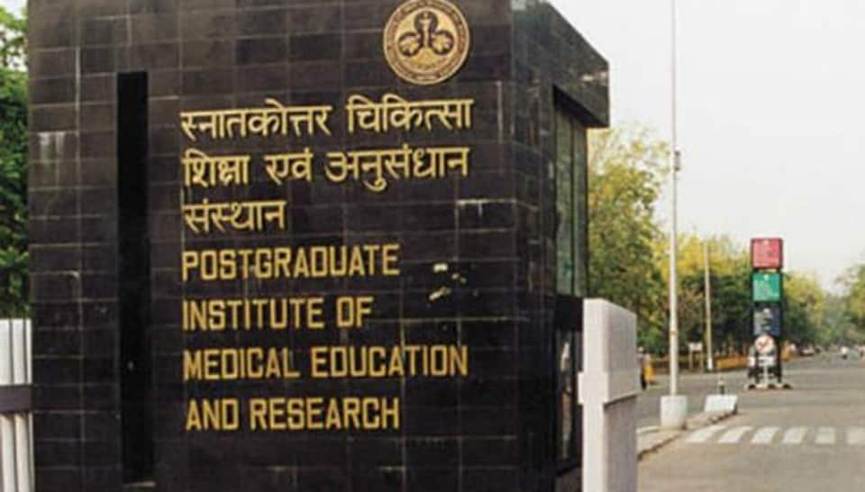 Post Graduate Institute of Medical Education and Research,chargesheet,plagiarism