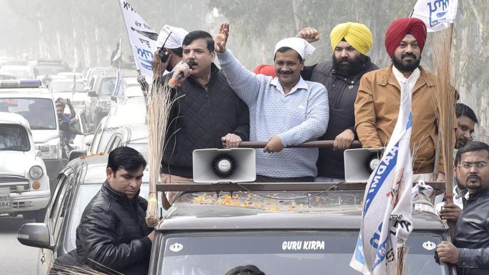AAP,Holi,Opposition leader