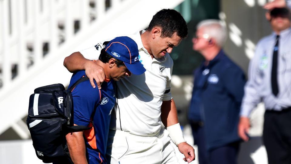 Ross Taylor,Neil Broom,New Zealand national cricket team