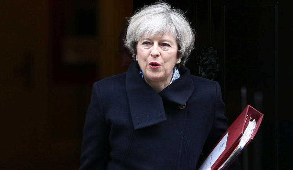 British PM Theresa May has gone on record to say that even if no deal were reached, Britain would leave the EU. However, the foreign affairs committee warned that such an outcome must be prepared for.