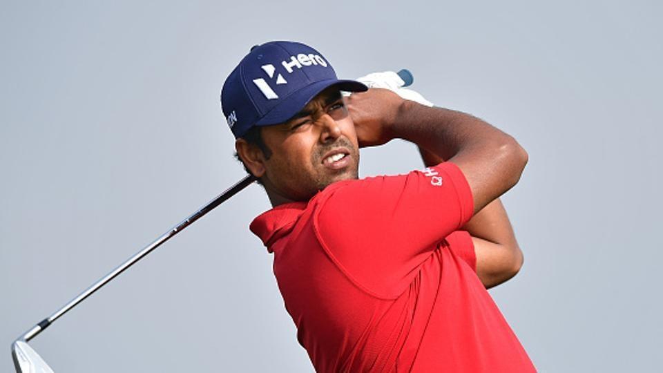 SSP Chawrasia,Anirban Lahiri,Indian Open golf tournament