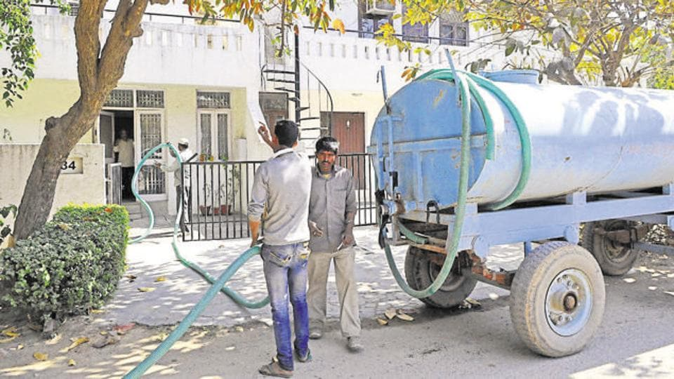 The Haryana urban development authority (Huda) had brought these sectors within the jurisdiction of the Municipal Corporation of Gurgaon (MCG) a year ago in a bid to ensure proper maintenance of water, sewer, roads etc