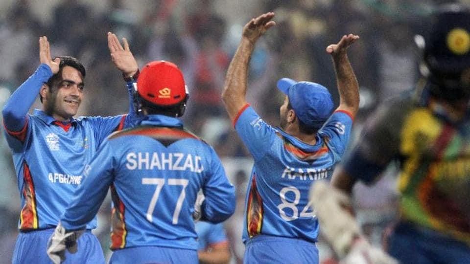 Rashid Khan,Twenty20,Afghanistan national cricket team
