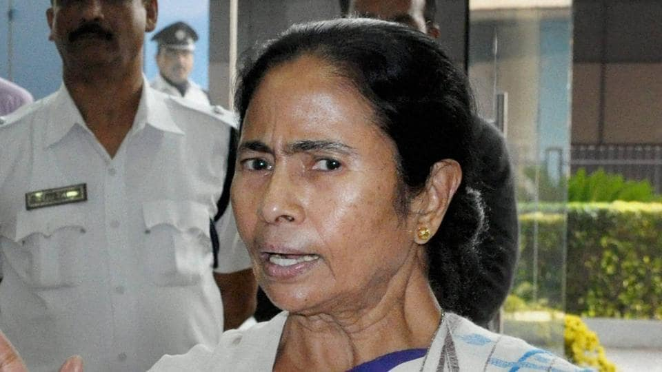 West Bengal chief minister Mamata Banerjee
