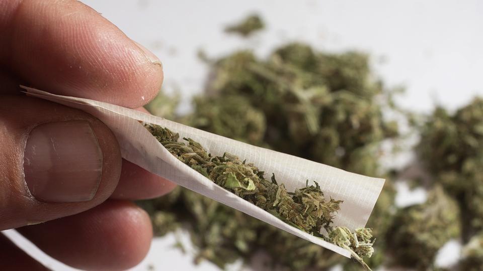 Marijuana use,Smoking pot,Stroke