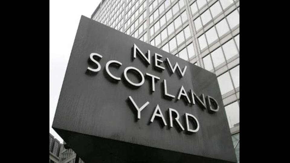 Attack on Indian-origin people,Racism,Scotland Yard