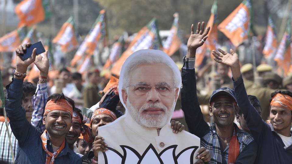 Uttar Pradesh assembly election results 2017