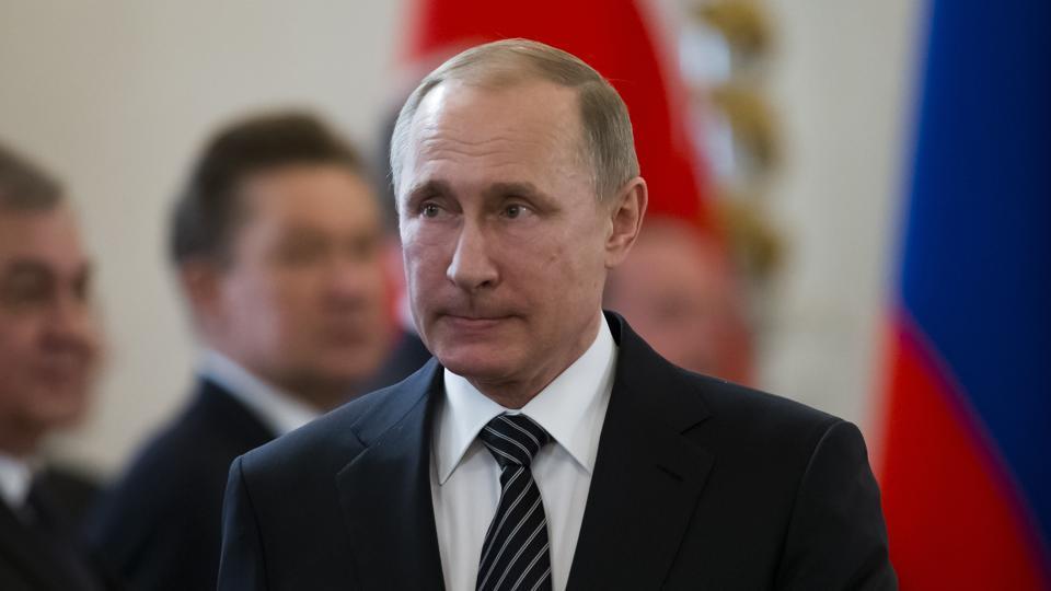 Vladimir Putin,Oxana Sevastidi,FSB