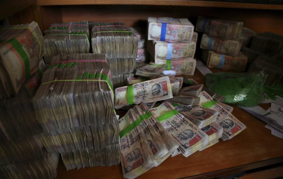Demonetisation,Banknotes,Hyderabad